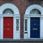 изолация на входната врата