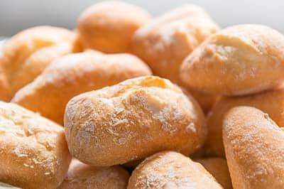 хлебче с лук