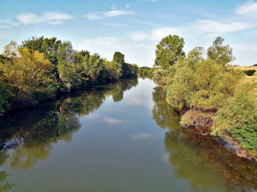 река Огоста